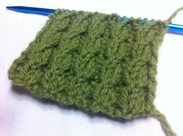 The Right Twist Stitch