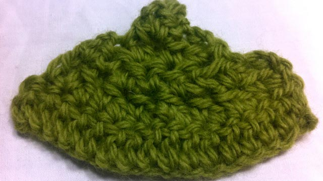 Crochet Stitches Decrease : ... Crochet The Double Crochet Two Together (dc2tog) Decrease NEW STITCH