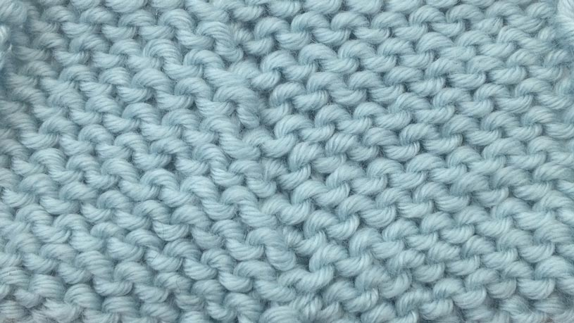 How to Knit the Purl Two Together Decrease (p2tog) NEW STITCH A DAY